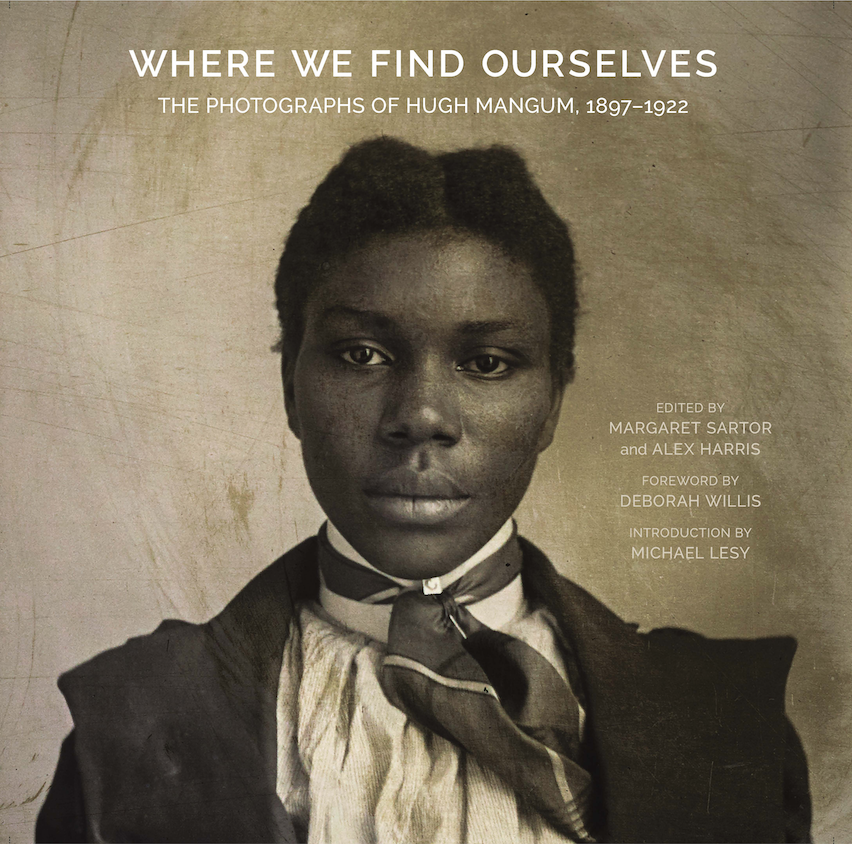"The book cover for ""Where We Find Ourselves"""