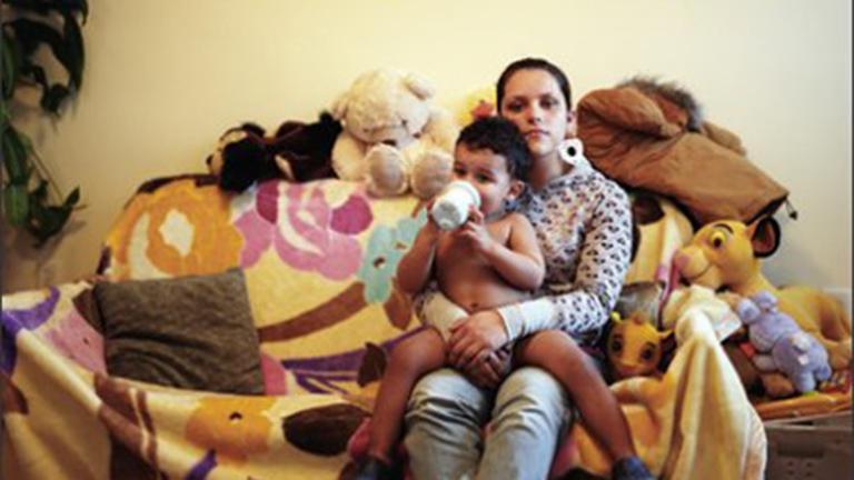 Amanda Van Scoyoc: Raising Them Right, 2007-2008