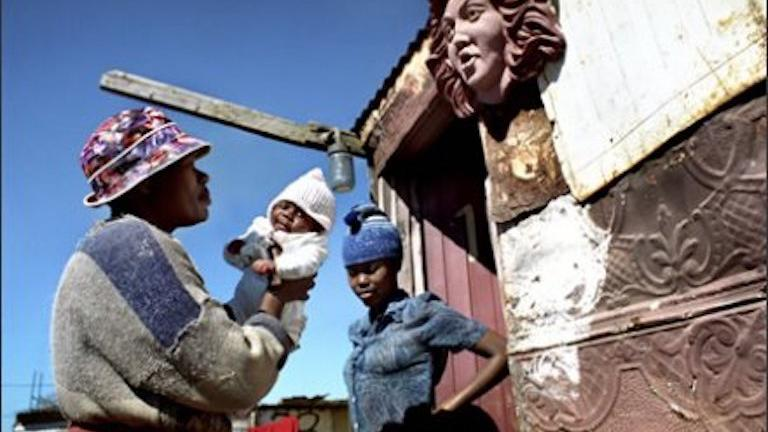 Kate Joyce: Grassland Phase II: Residents and Government Reshaping South Africa's Informal Settlements, 2003-2004