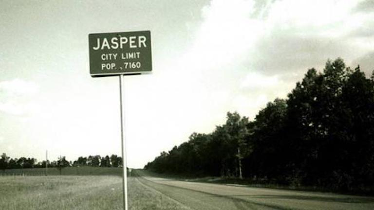 """2002 CDS Filmmaker Award: Whitney Dow and Marco Williams """"Two Towns of Jasper"""""""