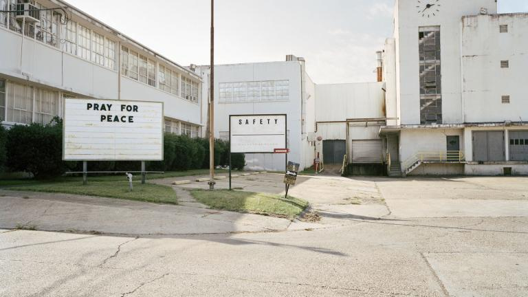 Armstrong Tire and Rubber Company, Natchez, Mississippi, 2007