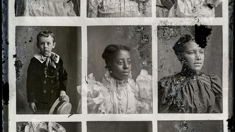 """Hugh Mangum photograph from """"Where We Find Ourselves: The Photographs of Hugh Mangum, 1897–1922"""""""