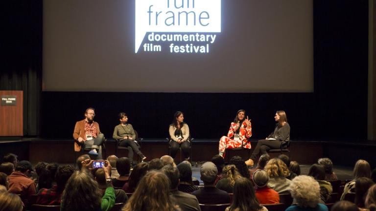 Full Frame Documentary Film Festival