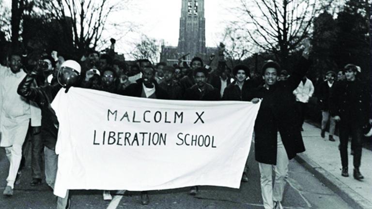 Caitlin Johnson | Giving Duke Back Its Soul: The 1969 Allen Building Takeover