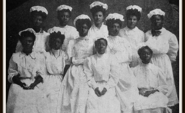 Historical photos from The Jemima Code, a book and exhibition by Toni Tipton-Martin
