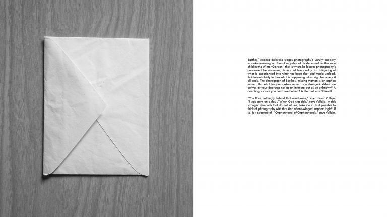 The Envelope 2 (diptych), October 1977, Lima, Peru/Lima, Peru, 2014