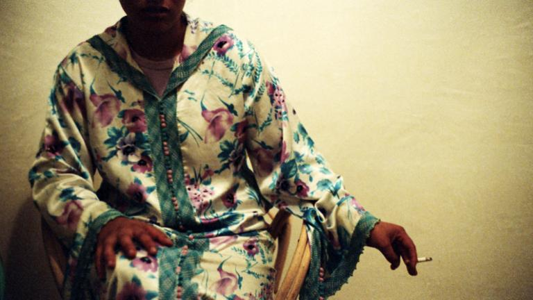 Khadija, Morocco, 2008