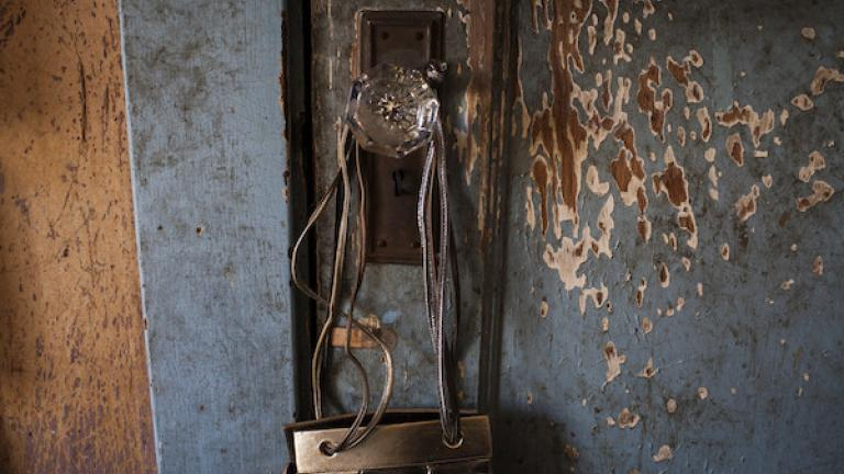 "Photograph from ""House of Charm"" by Jessica Eve Rattner, winner of the 2016 CDS Documentary Essay Prize in Photography. Purse, Lee's house, Berkeley, California, 2015."