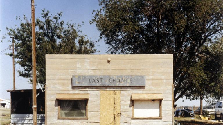 "2005 Lange-Taylor Prize: Kent Haruf and Peter Brown, ""High Plains"""
