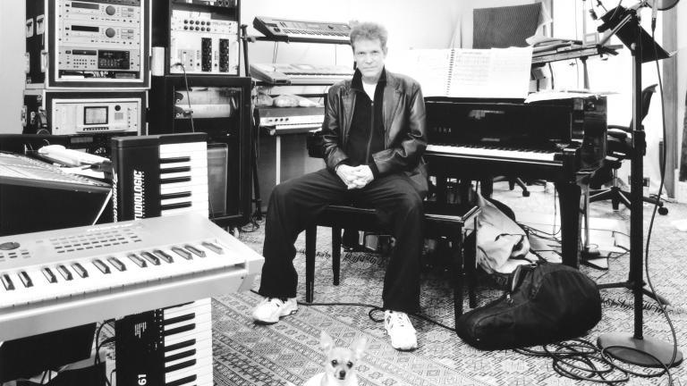 David Sanborn, saxophonist, Manhattan, 2005