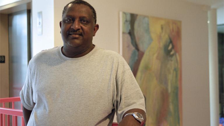 Kendeya Gebru, age 49