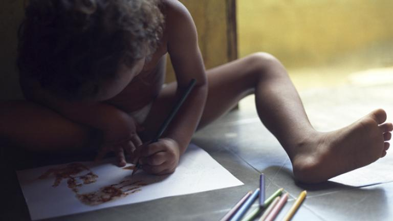 Dear Father, I am writing you a letter.--Killinha