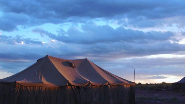 Tent, Scottsdrift, Northern Cape