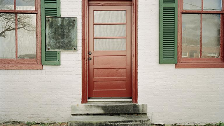 Law Office, Pulaski, Tennessee, 2006. Photograph by Jessica Ingram.