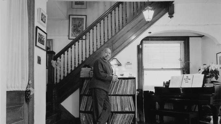 Kenny Barron, pianist, Brooklyn, 2003