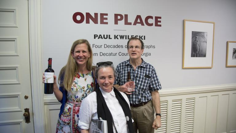 One Place Exhibit Opening