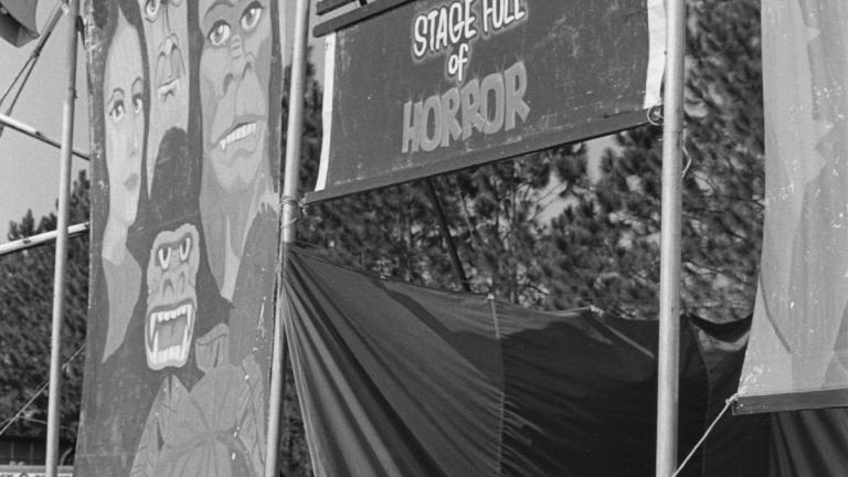 Decatur County Fair, 1974. Photograph by Paul Kwilecki.