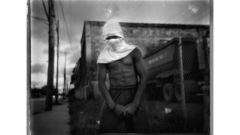 "From the winning proposal ""South Side,"" Chicago, Illinois, 2005. Photograph by Jon Lowenstein."
