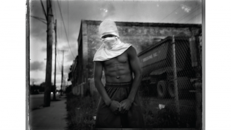 "From the winning proposal ""South Side,"" Chicago, Illinois, 2009. Photograph by Jon Lowenstein."