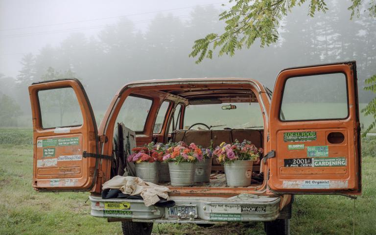 Useful Work: Photographs of Hickory Nut Gap Farm