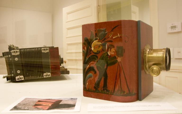 Reciprocity: Cedric Chatterley's Handmade Cameras