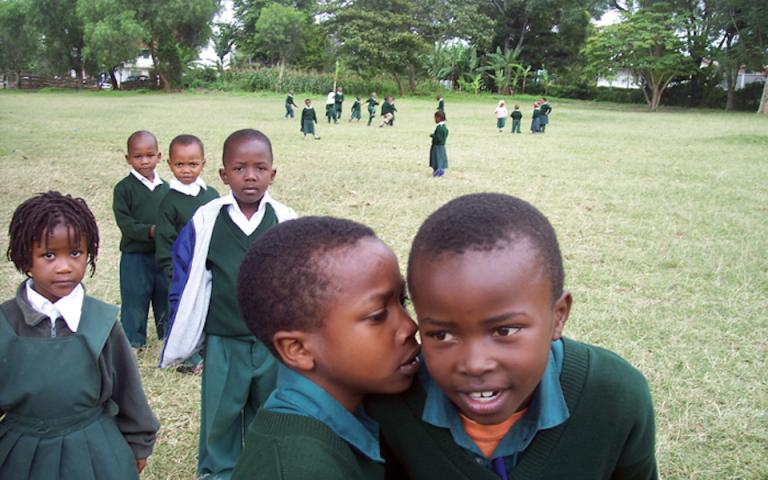 Literacy Through Photography - Arusha, Tanzania