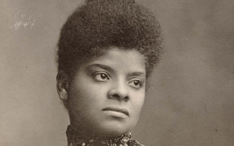 Ida B. Wells. Courtesy of Special Collections Research Center, University of Chicago Library