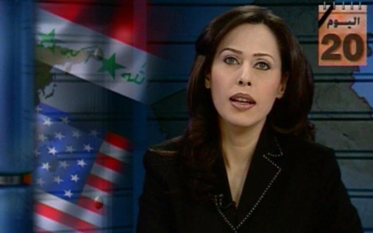 """2004 CDS Filmmaker Award: Jehane Noujaim """"Control Room"""""""
