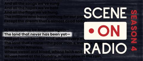 Scene on Radio Season 4 graphic