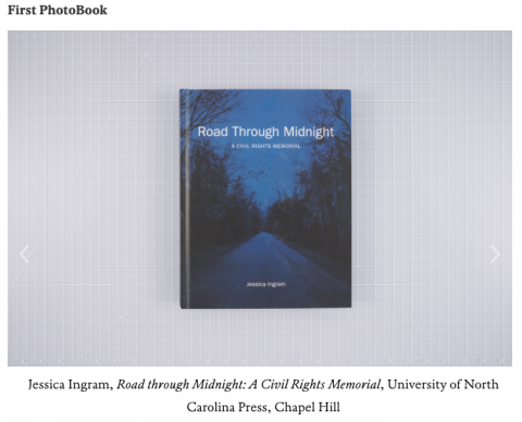A screenshot featuring the cover of Road Through Midnight