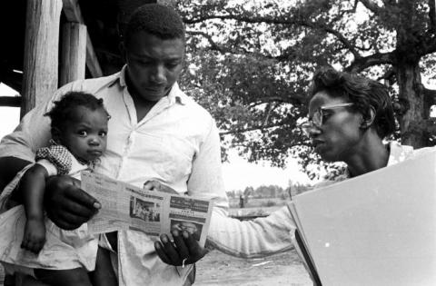 In-Depth Look at SNCC's Past Offers Lessons for Activists Today