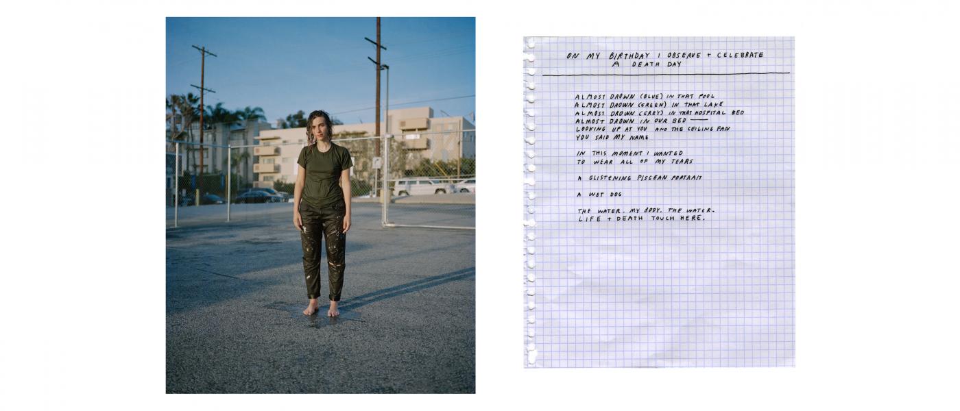 V, Los Angeles, California, 2019. Image by 2021 Prizewinners V Haddad and Sam Richardson.