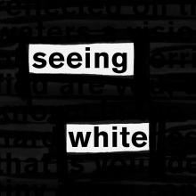 Seeing White logo.