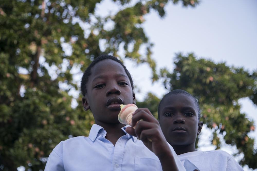 Boys Hospital Lane, Nassau Bahamas, 2015. Photograph by Tamika Galanis, inaugural post-MFA Fellow in CDS's Documentary Diversity Project.