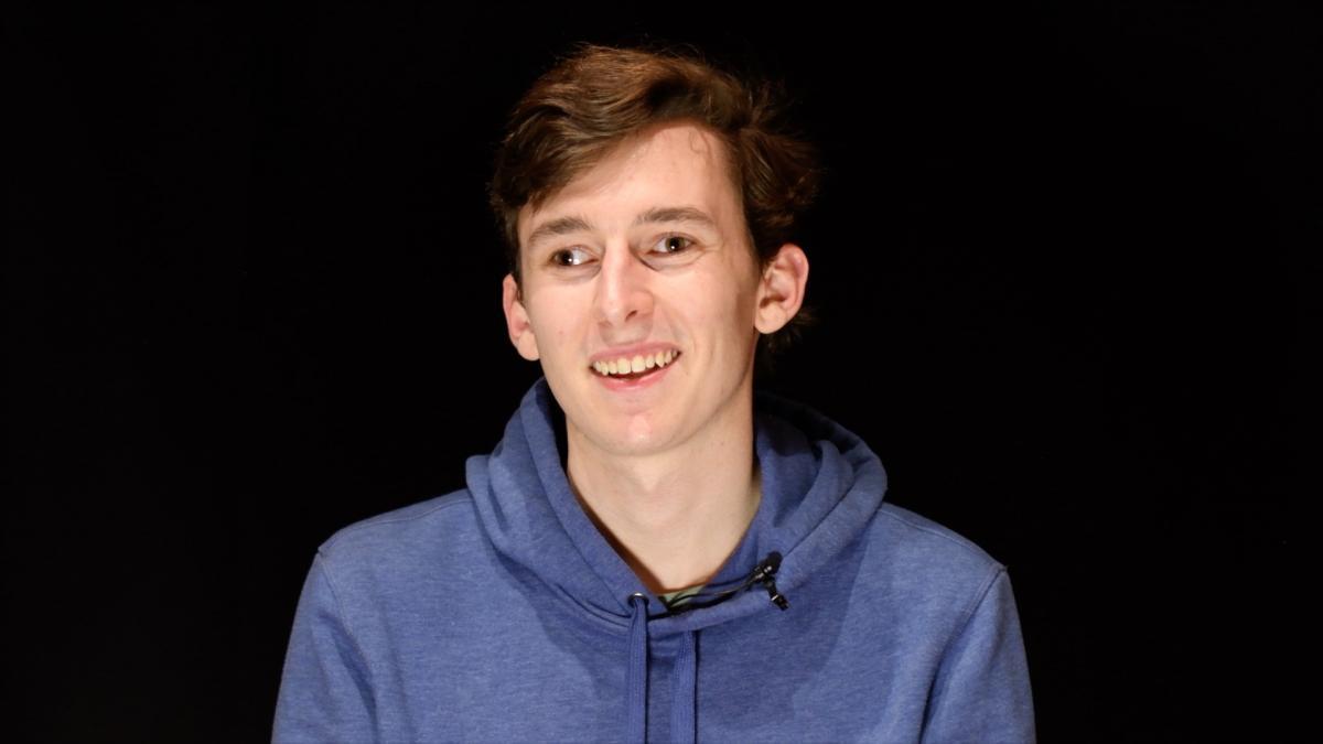 A photo of James Robinson