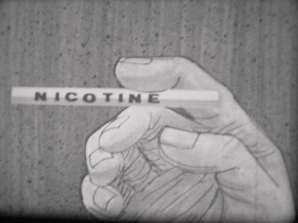 Nicotine Cinema with #PPGArtist Julia Gartrell and Tom Whiteside