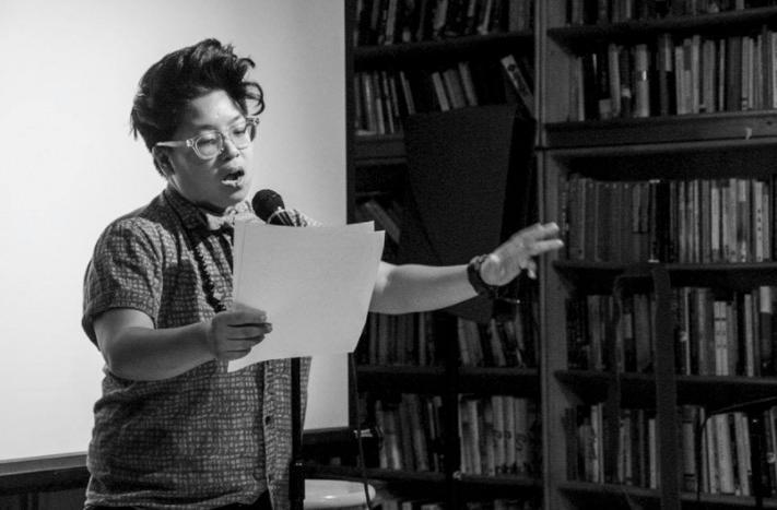 Lecture and Q&A with Kay Ulanday Barrett
