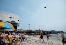 Stealth Bomber, Atlantic City, New Jersey, 2007