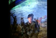Spc. Adam Zaremba, Ft. Riley, Kansas, from Purple Hearts, 2004