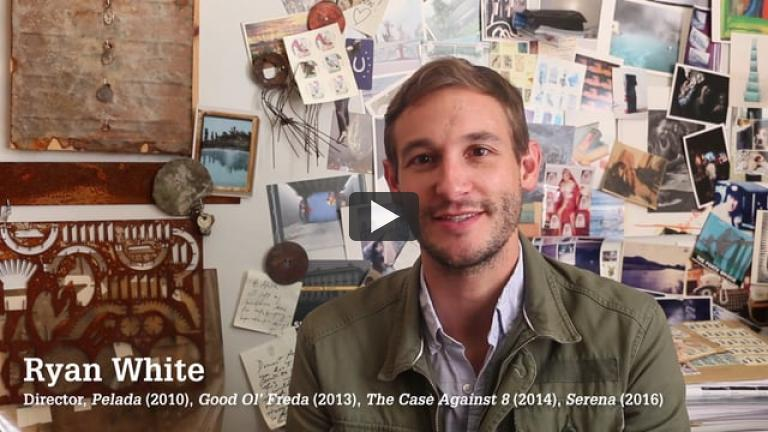 Ryan White: What impact has the Center for Documentary Studies had on your life and career?