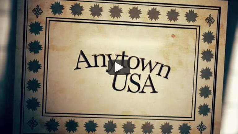 Anytown, USA Promo