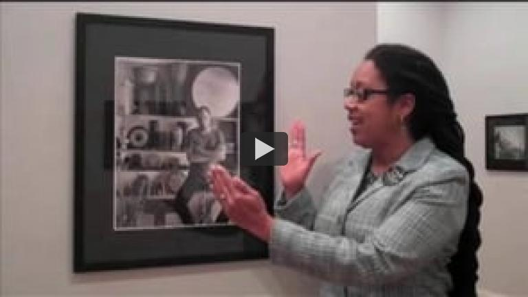 Jazz in New York: Talk by CDS Exhibitions Director Courtney Reid-Eaton