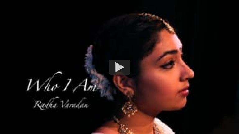 Who I Am | Radha Varadan