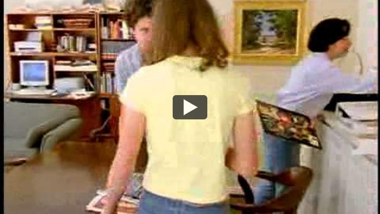 """2005 CDS Filmmaker Award: Susan Stern """"The Self-Made Man"""""""