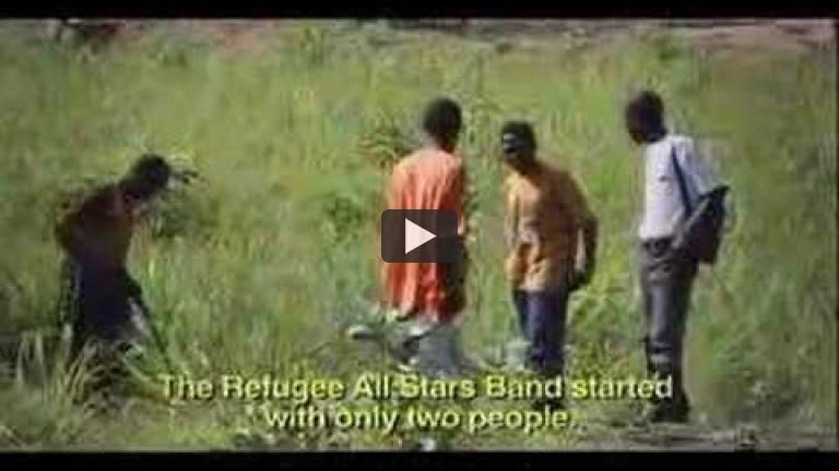 """2006 CDS Filmmaker Award: Zach Niles and Banker White """"The Refugee All Stars"""""""